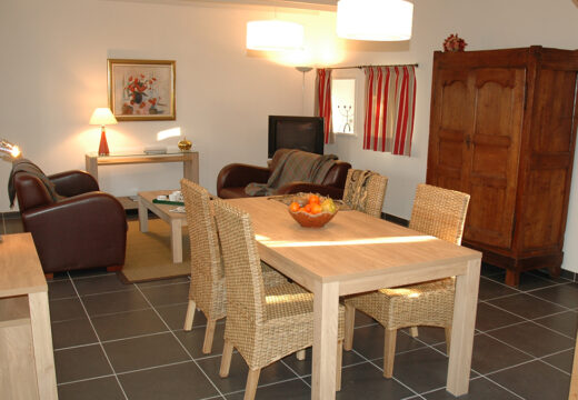 Guest house Le Canville - 3 people - 2 nights - 107.45€/pers