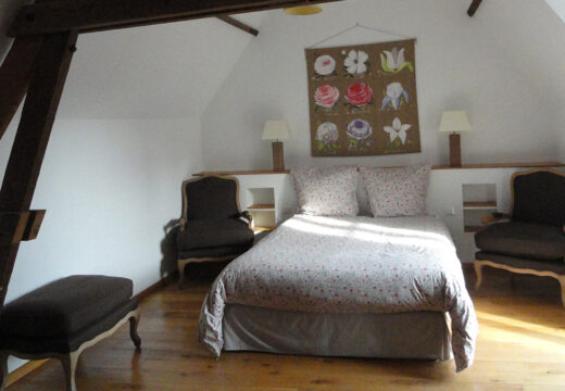 Guest house Le Canville - 2 people - 2 nights -130,80€/pers